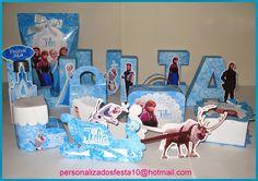 personalizados festa10: Festa Personalizada Frozen