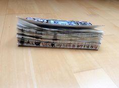 Podesłała Zolka XD vel Zosia #zniszcztendziennik #kerismith #wreckthisjournal #book #ksiazka #KreatywnaDestrukcja #DIY