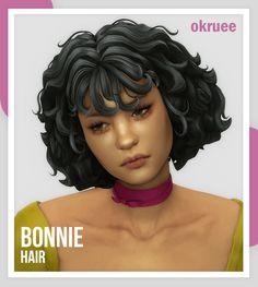 bonnie hair | okruee on Patreon