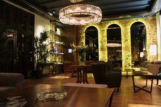 Restaurant&Lounge Project in Beykoz İstanbul:Phardi Architecture