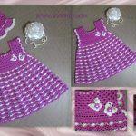 Bebek Çocuk Örgü Yazlık Elbiseler | Kadinlarin sesi,kadın,yemek,örgü,elişi,bebek örgü modelleri