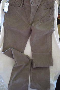 Calvin Klein Men Pants Jeans Size 36 x 34 Color Gray New ...