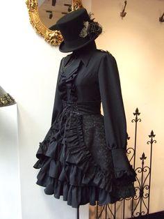 Lolita Fashion - <3 the top hat