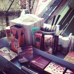 @Benefit Cosmetics to the rescue during #NYFW!!!