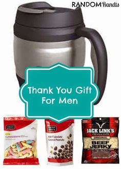 1000 images about thank you on pinterest thank you for Gift for man who wants nothing