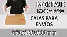 Esta Caja de 360x360x090mm está compuesta por un Fondo y una Tapa, por lo que es ideal para envíos de todo tipo de productos: https://www.cajadecarton.es/cajas-para-envios/360x360x090mm?utm_source=Pinterest&utm_medium=social&utm_campaign=20160419-caja_360x360x090mm