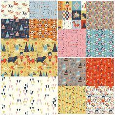 04100af6b94 SOLD-FQ Bundle-Wildland Texas Hill Country, Fabric Shop, Organic Cotton,