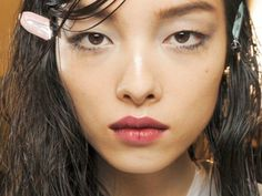 Look we love: Prada fall 2013 Learn how to get the look in this how-to #video!