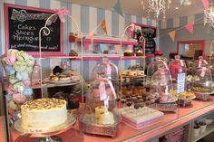 Petits Fours Café in Joburg Cafe House, Cake Shop, Cake Creations, Tea Time, Catering, Nom Nom, Bakery, Deserts, Food