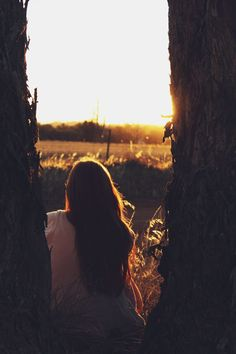 She has a memory of trees and fields and nothing more. ~James Thurber