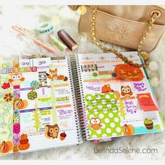 Ever since I have first discovered the Erin Condren Life Planner I have become obsessed. Not only does it help me stay organized...