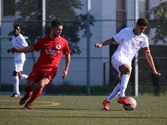 6. Spieltag BAK 07 vs. SSC Südwest (Saison 15/16) - Ergebnis: 1:3 Niederlage