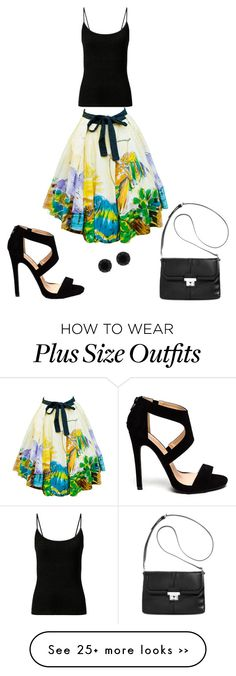 """""""Untitled #2465"""" by bbossboo on Polyvore"""