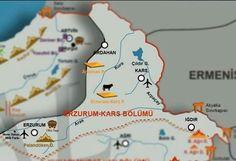 Erzurum Kars Bölümü
