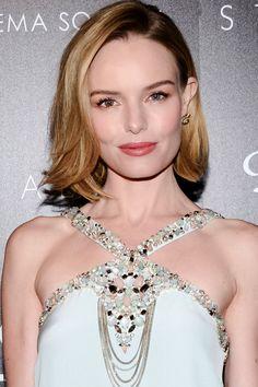 Kate Bosworth's New Classic Bob - Bob Hairstyles: This Season's Hottest Celeb Cut