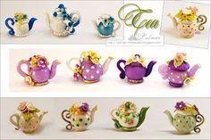 Beautiful teapots!