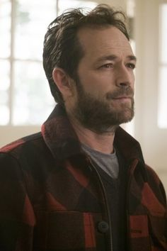 Luke Perry ~  'Life without you is like a broken pencil. Pointless.' xoxo