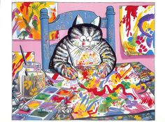 kliban cats | From Kliban's Cats Volume 1
