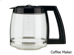 Coffee Maker - wonderful choice. Need to check out...