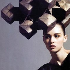 The Cubic Design - Fashionecture