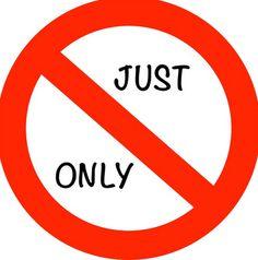 """Perbedaan, Penggunaan Dan Penjelasan """"Just vs Only"""" Beserta Contoh Dalam Kalimat Bahasa Inggris - http://www.sekolahbahasainggris.com/perbedaan-penggunaan-dan-penjelasan-just-vs-only-beserta-contoh-dalam-kalimat-bahasa-inggris/"""