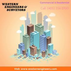 Are you looking best land surveyor for your region? Western Engineers & Surveyors, Inc are a registered professional commercial and Residential land surveying services. We perform different types of land surveying process. For more info call: (425) 356-2700
