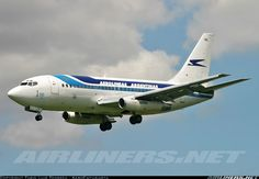Aerolineas Argentinas LV-ZXC Boeing 737-236/Adv aircraft picture