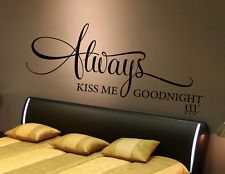 wall decals quotes | eBay