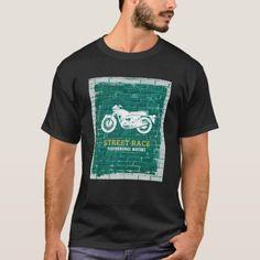 Street racer motorcycle biker tees   funny biker quotes, lady biker, biker chics #biker #bikelove #bikelife, 4th of july party Biker Tattoos, Racing Quotes, Biker Quotes, Lady Biker, Biker Chick, Bike Life, Funny Kids, Kids Shop