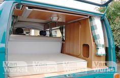 vw camper interior pictures | Vanwurks Vw Camper Interiors Accessories And Conversion Specialists