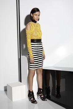 défilé croisière 2015, Balmain #mode #fashion #couture