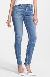Citizens of Humanity 'Manic Rocket' High Rise Skinny Jeans (Light Blue)