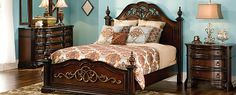 Stafford Traditional Bedroom Collection | Design Tips & Ideas | Raymour and Flanigan Furniture