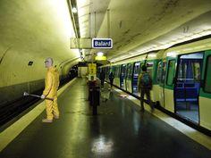 metro balard paris