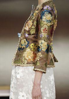 Christian Lacroix Haute Couture SS06
