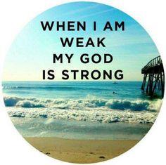 God'strength