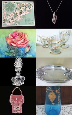 Gifts For Mother's Day - Presented By Team Vintage USA by Betty S. on Etsy--Pinned with TreasuryPin.com