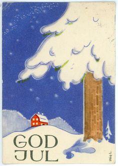 Helg vykort Sign Stig L
