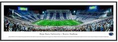 NCAA Penn State Nittany Lions Football Stadium Framed Wall Art