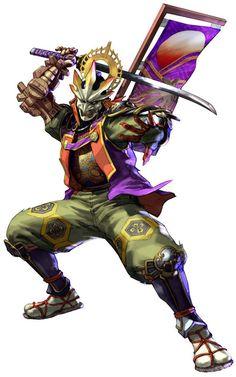Soul Calibur III - Takuji Kawano