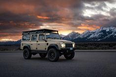 Land Rover Defender 110 Himalaya mod.