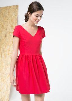 Rozkloszowana sukienka 84