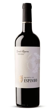 Best Quinta do Espinho Grande Reserva Red Wine I Best portuguese wine Just Wine, Best Red Wine, Douro Valley, Wine Brands, In Vino Veritas, Label Design, Alcoholic Drinks, Beer, Bottle