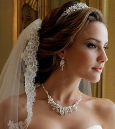 Floral Fantasy Pearl Wedding Jewelry Set