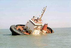 mv datec - hard aground