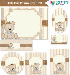 Kit Urso Príncipe