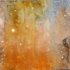 Origins (no 8) oil on canvas, 30cm x 30 cm www.patrick-odonnell.co.uk