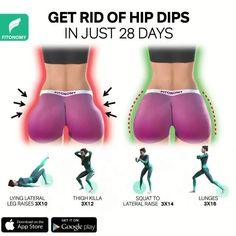 Dip Workout, Full Body Gym Workout, Gym Workout Tips, Fitness Workout For Women, Workout Challenge, Butt Workout, Workout Videos, Body Fitness, 30 Day Challenge