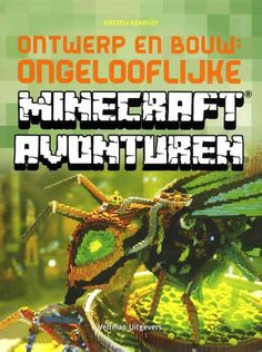 Informatief 9+: Sport & Spel: Simulatiespelen.  Puntsgewijze uitleg van zo'n 38 avonturen die te bouwen zijn in het computerspel Minecraft. Bevat handige tips en trucs voor planning en ontwerp. Met kleurenillustraties uit het spel. Vanaf ca. 13 jaar.
