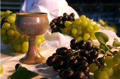 Os Símbolos da Páscoa Cristã - O Vinho